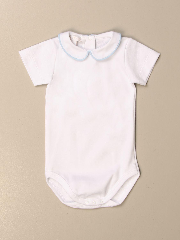 婴儿连体服 Mariella Ferrari: 婴儿连体服 儿童 Mariella Ferrari 白色 1