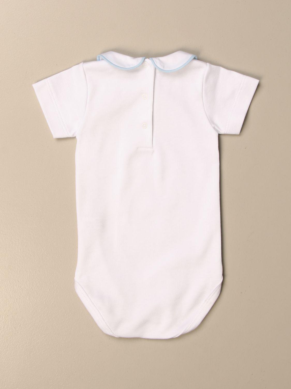 婴儿连体服 Mariella Ferrari: 婴儿连体服 儿童 Mariella Ferrari 白色 2