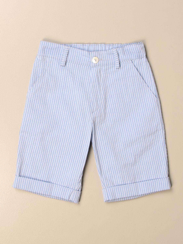 短裤 Mariella Ferrari: 短裤 儿童 Mariella Ferrari 天蓝色 1