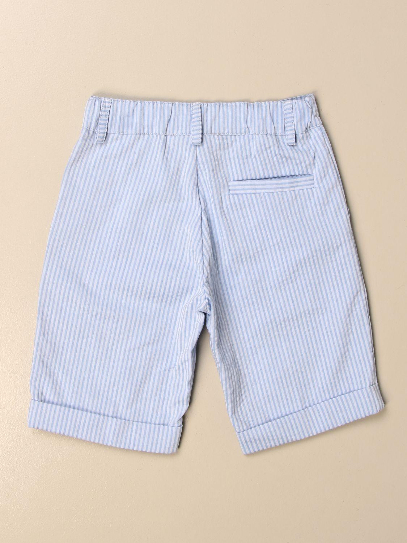 短裤 Mariella Ferrari: 短裤 儿童 Mariella Ferrari 天蓝色 2