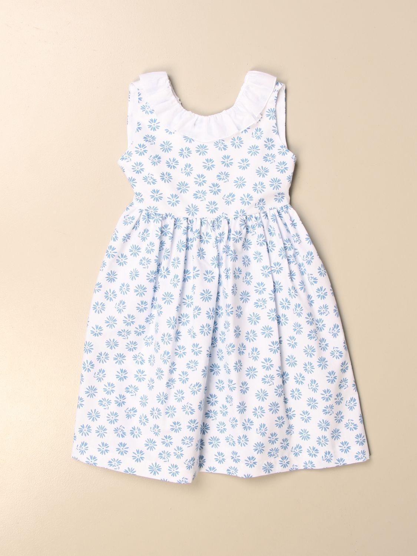 连衣裙 Mariella Ferrari: 连衣裙 儿童 Mariella Ferrari 白色 1
