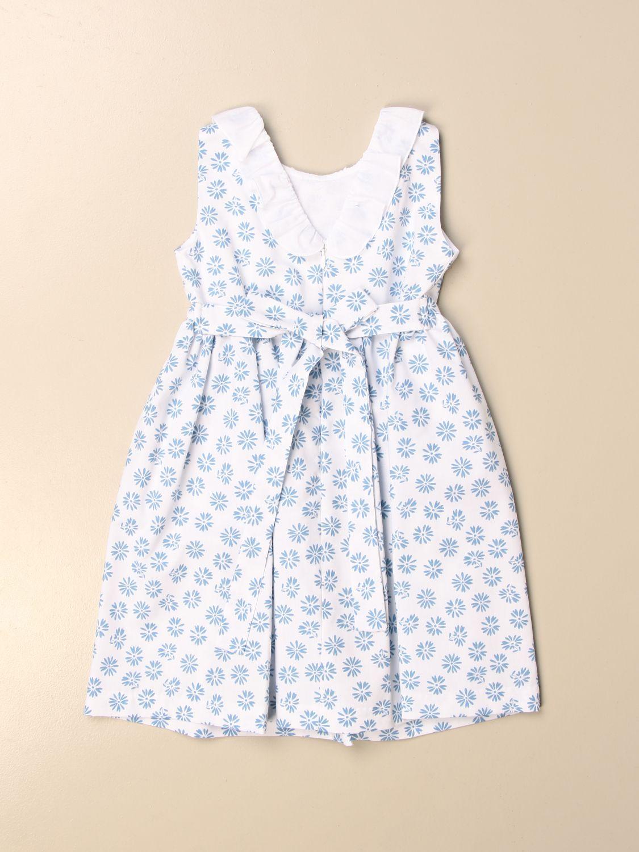 连衣裙 Mariella Ferrari: 连衣裙 儿童 Mariella Ferrari 白色 2