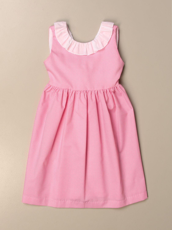 连衣裙 Mariella Ferrari: 连衣裙 儿童 Mariella Ferrari 粉色 1