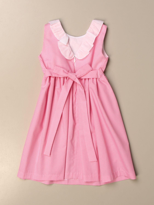 连衣裙 Mariella Ferrari: 连衣裙 儿童 Mariella Ferrari 粉色 2
