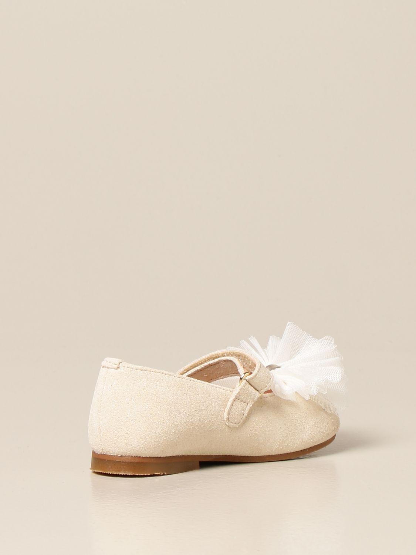 Zapatos Clarys: Zapatos niños Clarys platino 3