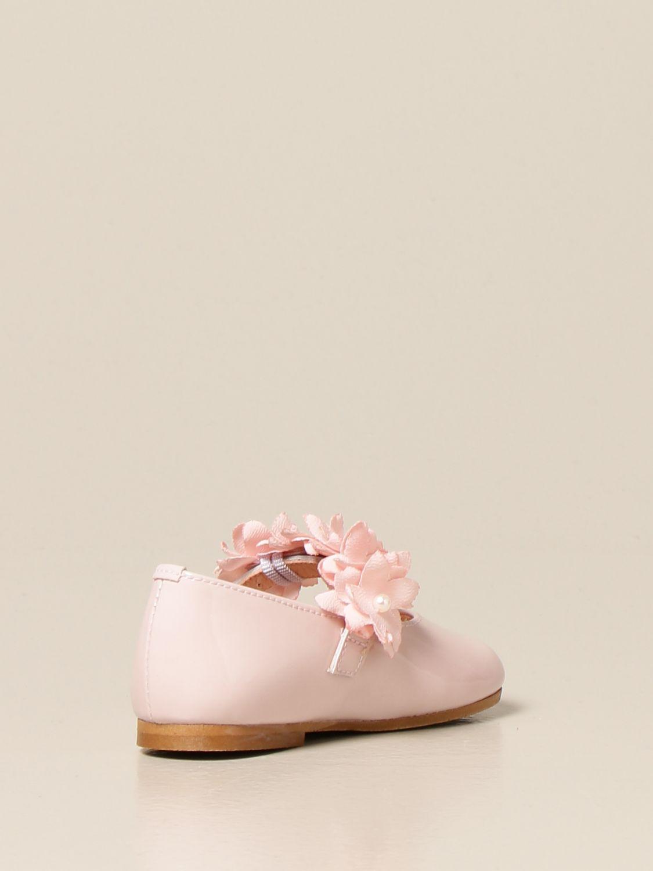 Zapatos Clarys: Zapatos niños Clarys rosa 3