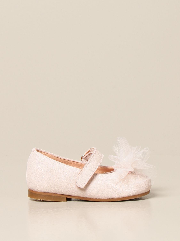 Zapatos Clarys: Zapatos niños Clarys rosa 1