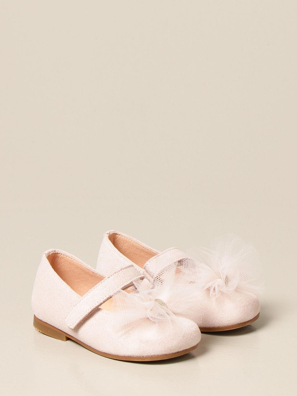 Zapatos Clarys: Zapatos niños Clarys rosa 2