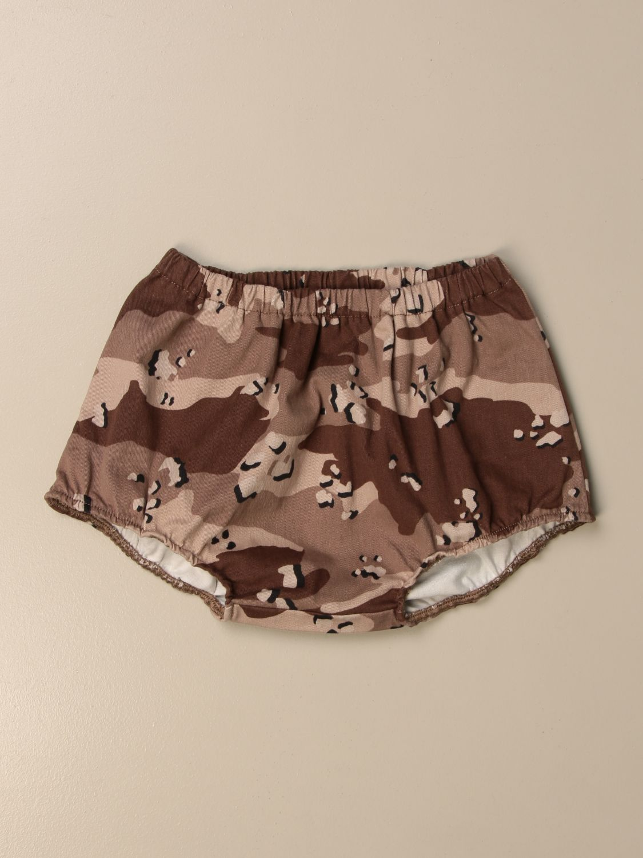 Shorts Douuod: Trousers kids Douuod camel 1