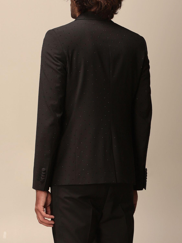 西服外套 Les Hommes: 外套 男士 Les Hommes 黑色 3