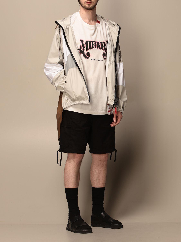 Jacket Maison Mihara Yasuhiro: Jacket men Maison Mihara Yasuhiro grey 2