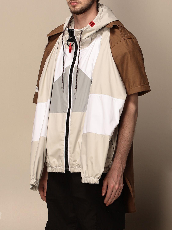 Jacket Maison Mihara Yasuhiro: Jacket men Maison Mihara Yasuhiro grey 4