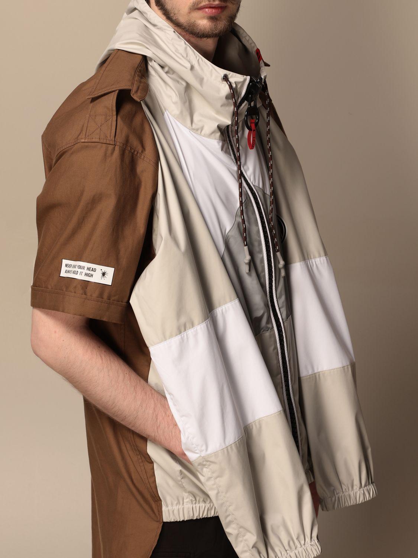 Jacket Maison Mihara Yasuhiro: Jacket men Maison Mihara Yasuhiro grey 5
