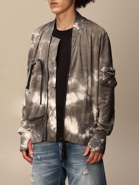 Куртка Thom Krom: Куртка Мужское Thom Krom серый 3
