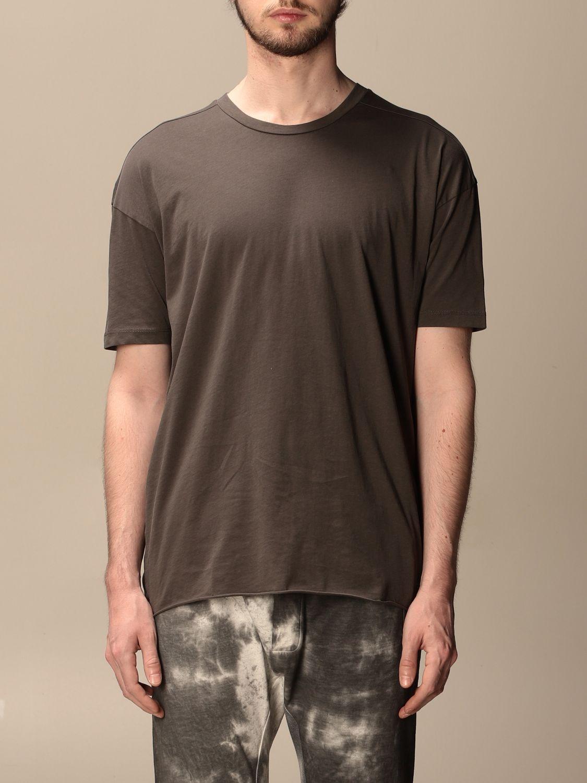 T-Shirt Thom Krom: T-shirt herren Thom Krom grün 1