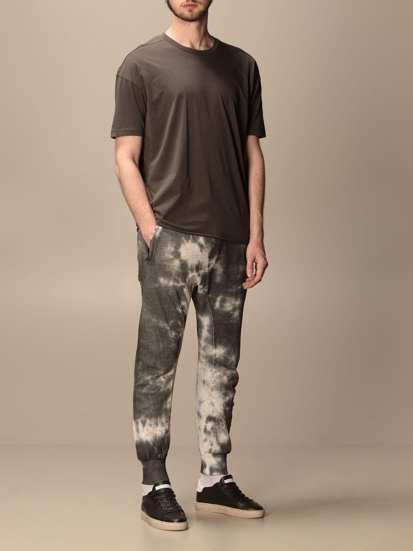 T-Shirt Thom Krom: T-shirt herren Thom Krom grün 2