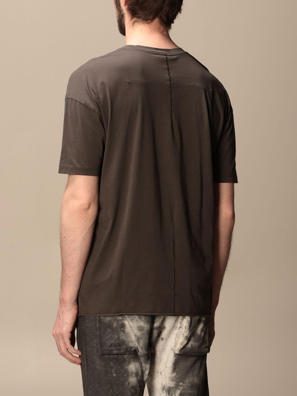 T-Shirt Thom Krom: T-shirt herren Thom Krom grün 3