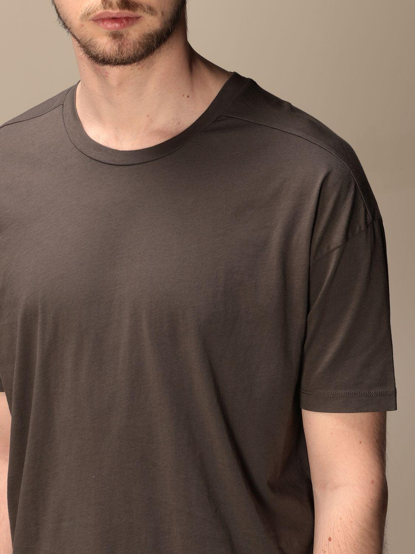 T-Shirt Thom Krom: T-shirt herren Thom Krom grün 4