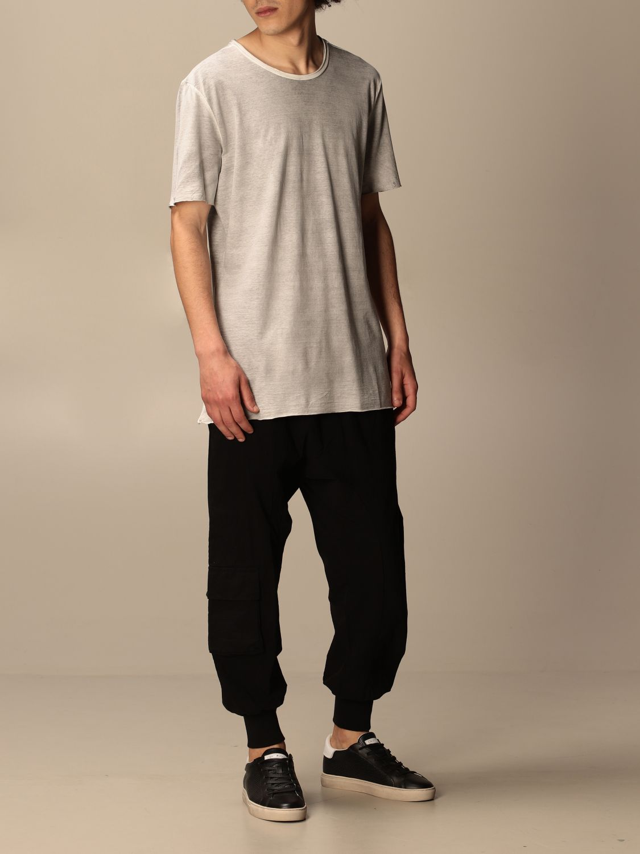T-shirt Thom Krom: T-shirt homme Thom Krom blanc 2