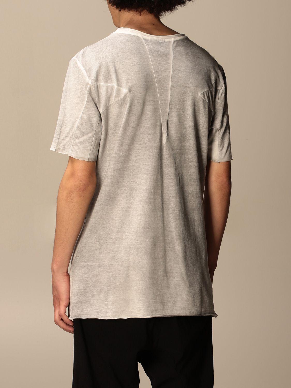 T-shirt Thom Krom: T-shirt homme Thom Krom blanc 3