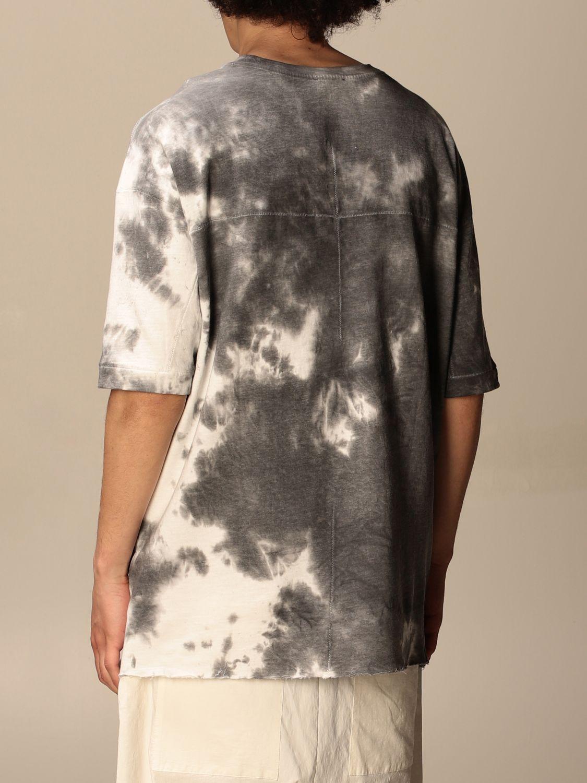 T-Shirt Thom Krom: T-shirt herren Thom Krom grau 3