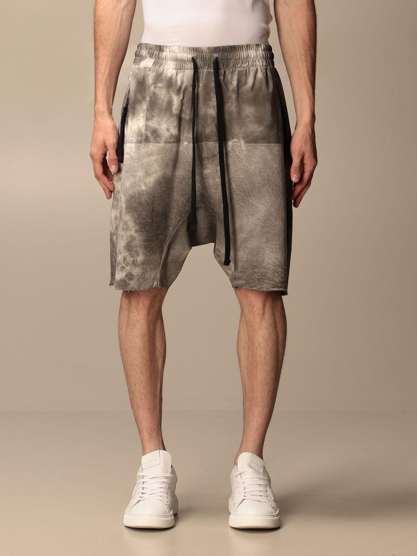 Shorts Thom Krom: Shorts herren Thom Krom grau 1