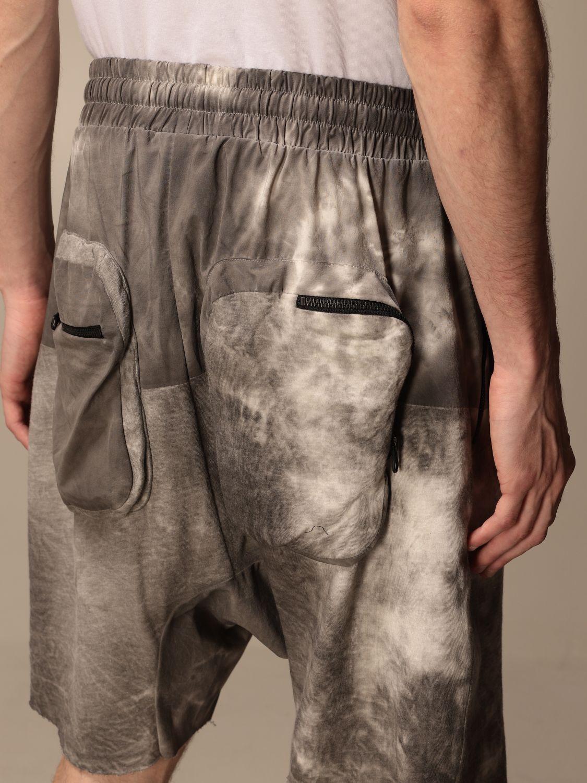 Shorts Thom Krom: Shorts herren Thom Krom grau 4