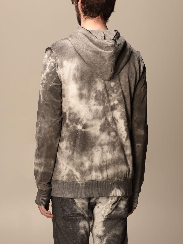 Sweatshirt Thom Krom: Jacke herren Thom Krom grau 3