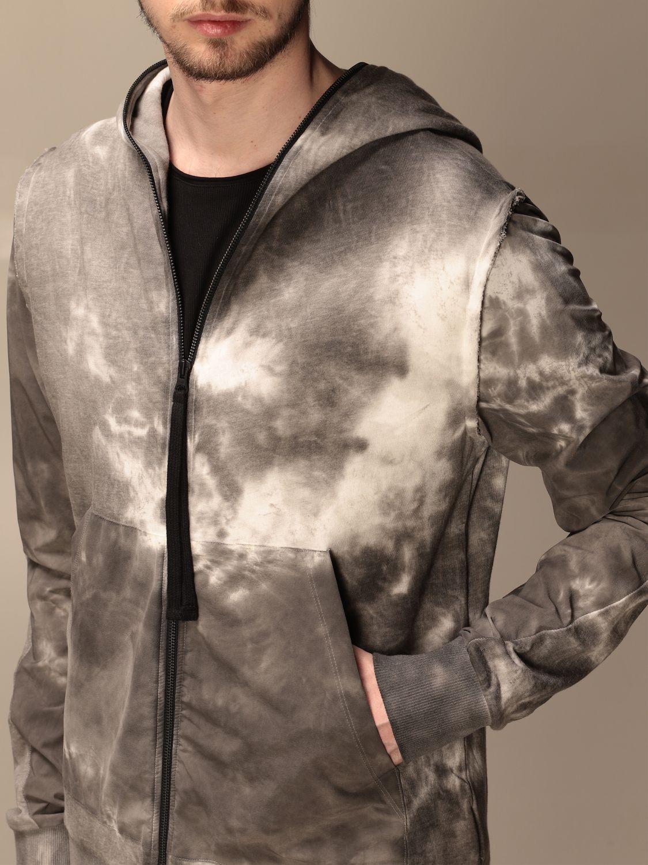 Sweatshirt Thom Krom: Jacke herren Thom Krom grau 4