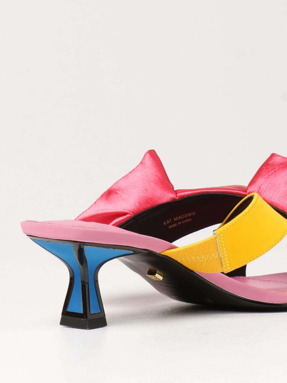 Босоножки на каблуке Kat Maconie: Босоножки на каблуке Женское Kat Maconie многоцветный 3