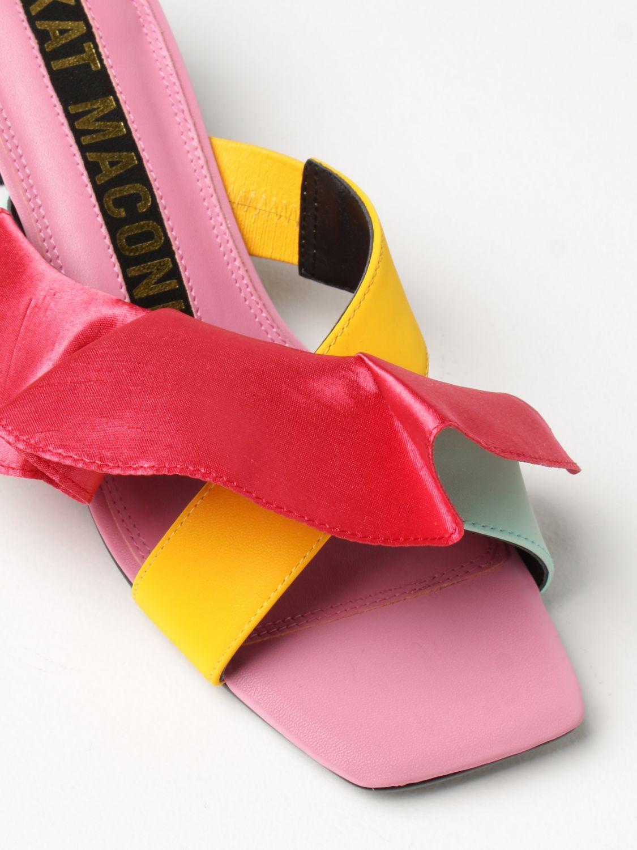 Босоножки на каблуке Kat Maconie: Босоножки на каблуке Женское Kat Maconie многоцветный 4