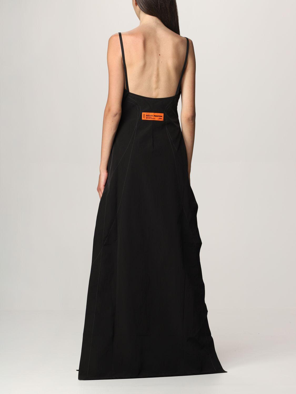Vestido Heron Preston: Vestido mujer Heron Preston negro 2