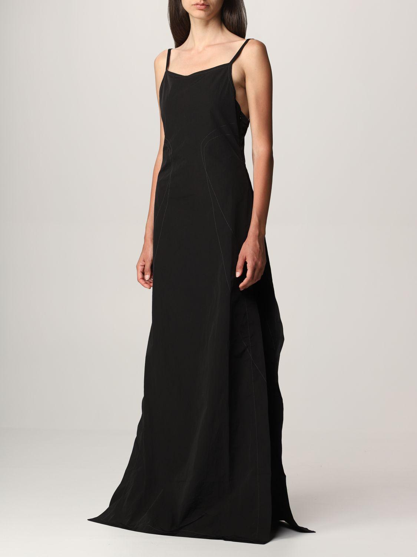 Vestido Heron Preston: Vestido mujer Heron Preston negro 3