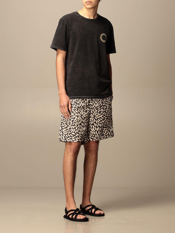 T-shirt Paura Di Danilo Paura: T-shirt homme Paura Di Danilo Paura noir 2