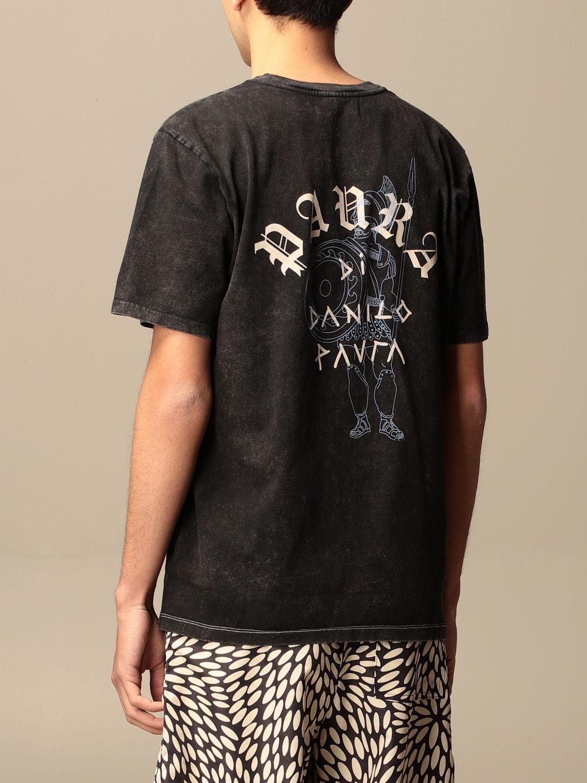 T-shirt Paura Di Danilo Paura: T-shirt homme Paura Di Danilo Paura noir 3
