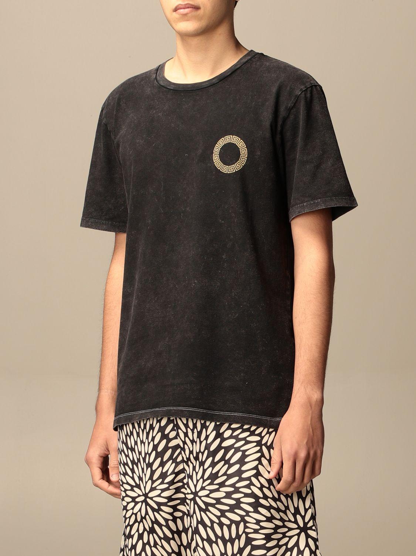 T-shirt Paura Di Danilo Paura: T-shirt homme Paura Di Danilo Paura noir 4