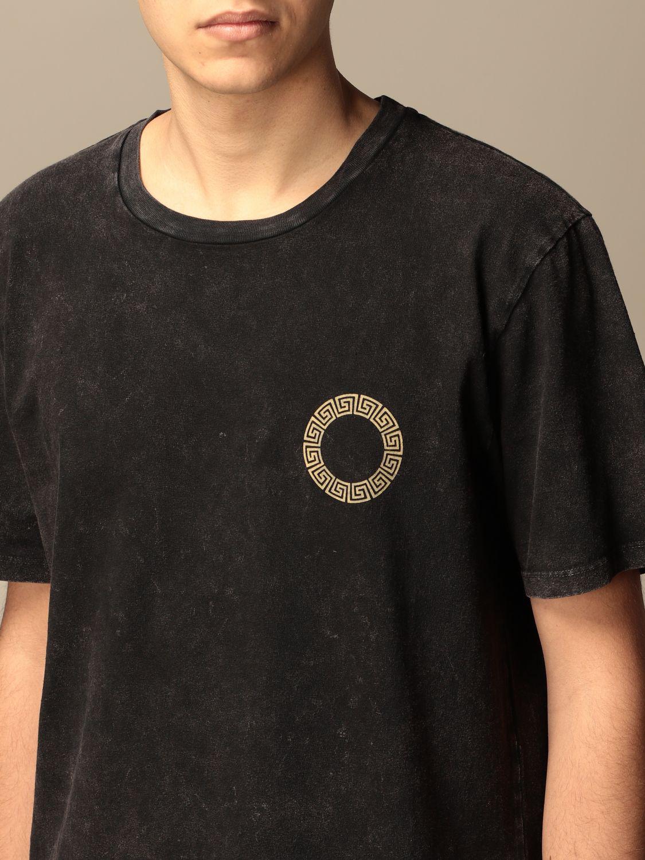 T-shirt Paura Di Danilo Paura: T-shirt homme Paura Di Danilo Paura noir 5