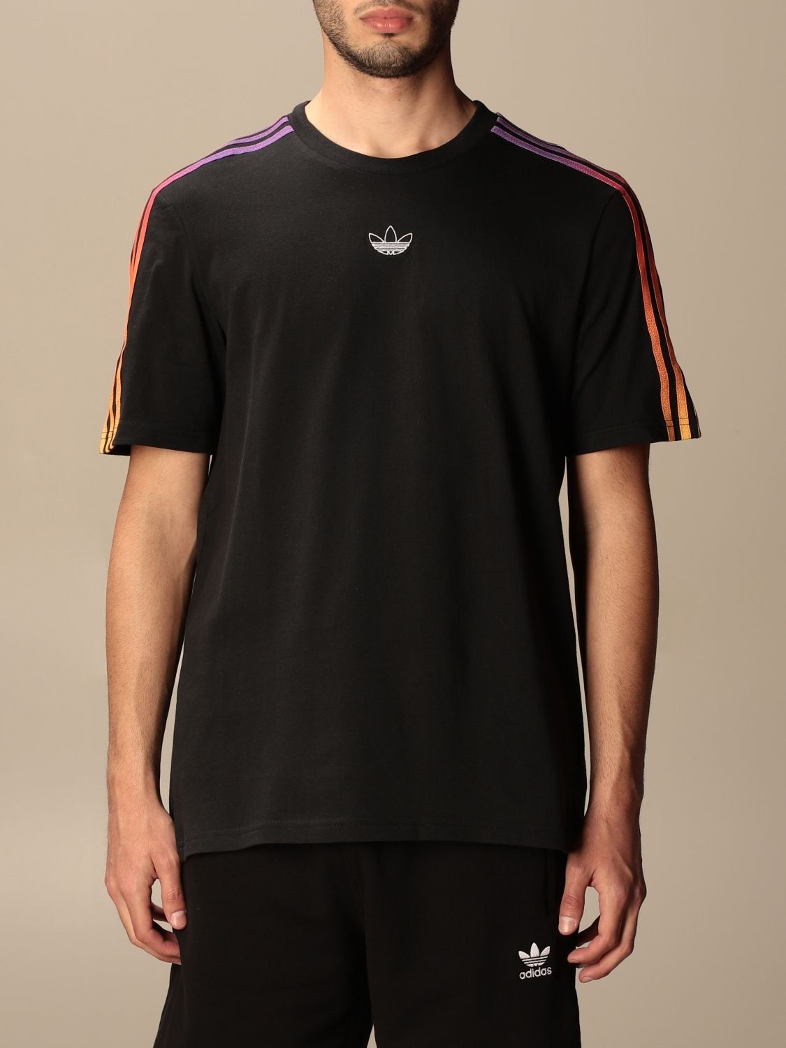 T-shirt Adidas Originals: T-shirt men Adidas Originals black 1