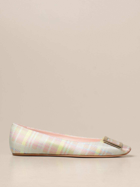 Manoletinas Roger Vivier: Zapatos mujer Roger Vivier lavanda 1