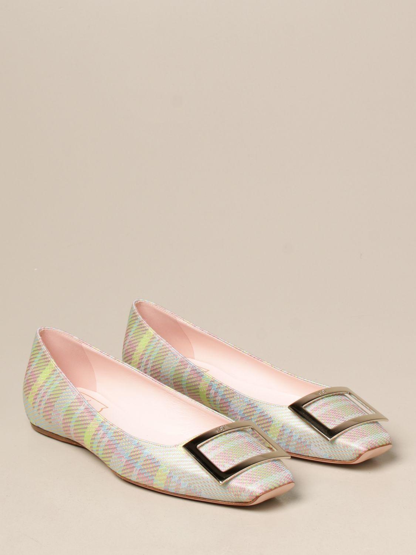 Manoletinas Roger Vivier: Zapatos mujer Roger Vivier lavanda 2
