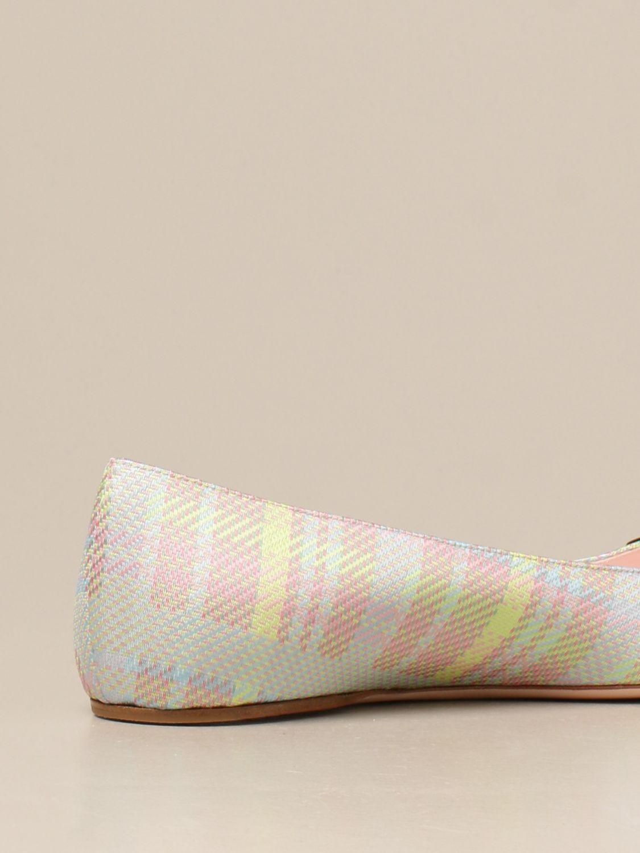 Manoletinas Roger Vivier: Zapatos mujer Roger Vivier lavanda 3