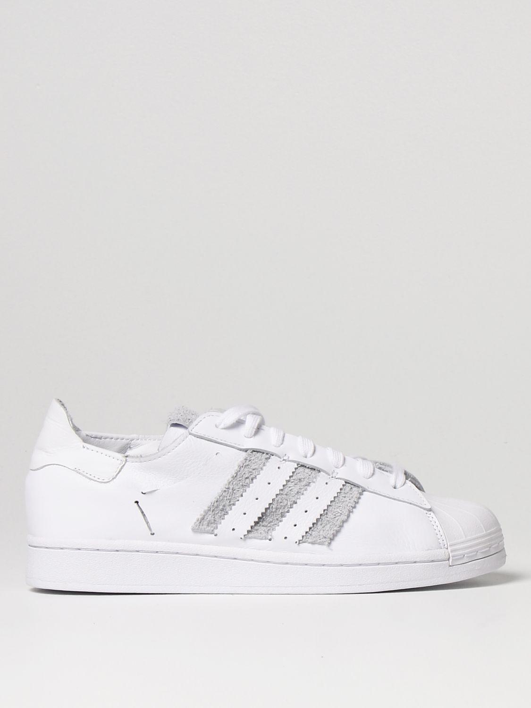 Sneakers Adidas Originals: Superstar Minimalist Icons Adidas Originals sneakers in leather white 1