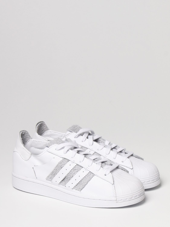 Sneakers Adidas Originals: Superstar Minimalist Icons Adidas Originals sneakers in leather white 2