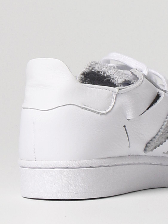 Sneakers Adidas Originals: Superstar Minimalist Icons Adidas Originals sneakers in leather white 3