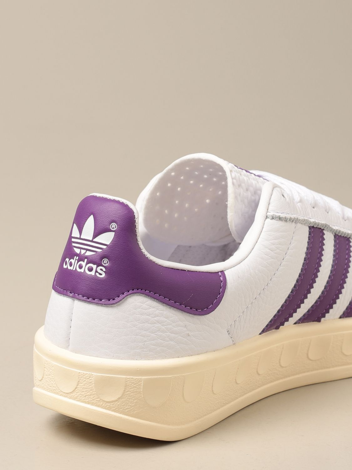 Sneakers Adidas Originals: Madrid Adidas Originals sneakers in leather and suede white 3