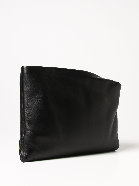 Clutch Ambush: Ambush leather bag black 2