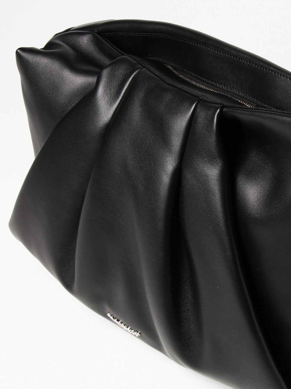 Clutch Ambush: Ambush leather bag black 3