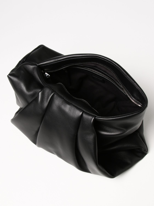 Clutch Ambush: Ambush leather bag black 4