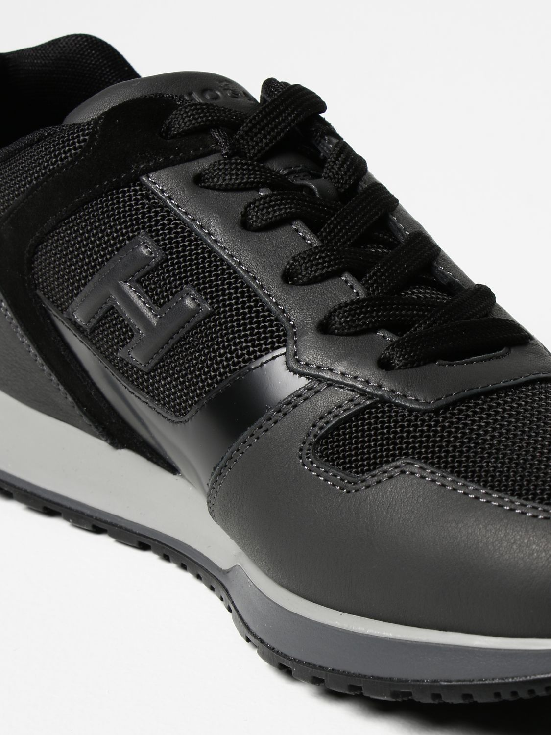 H321 Hogan sneakers in leather and mesh