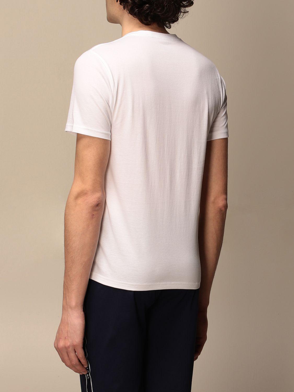 T-shirt Polo Ralph Lauren: T-shirt men Polo Ralph Lauren white 2